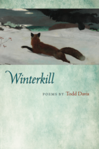 Book cover of WinterKill by Todd Davis